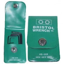 Bristol Hex Wrench Set (For Radio Knobs)