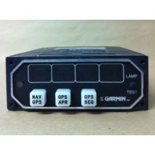 Mid-continent MD41-428 GPS Annunciation Control Unit - USED