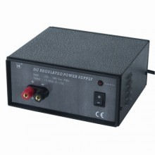 Powertech DC Regulated Power Supply 13.8VDC, 12 Amp