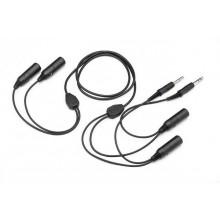 Pilot USA Dual Headset Adapter
