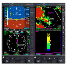Aspen AOA (Angle Of Attack) Upgrade for EFD series displays