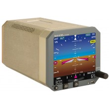 Sandel SA4550 Primary Attitude Display