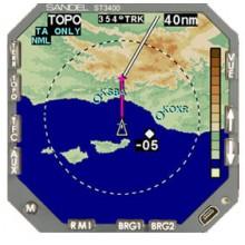 Sandel ST3400 TAWS/RMI