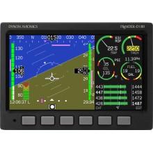 Dynon D180 EMS + EFIS (W Super Bright Screen)