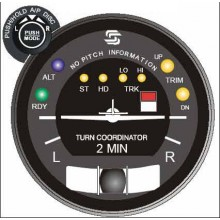 S-Tec System Thirty Autopilot (Roll and Pitch)