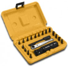 Screwdriver, Spline Key and Hex Key Sets