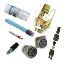 Connectors, terminals, splices and sleeves