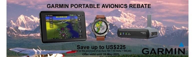 Garmin Portable Avionics Sale